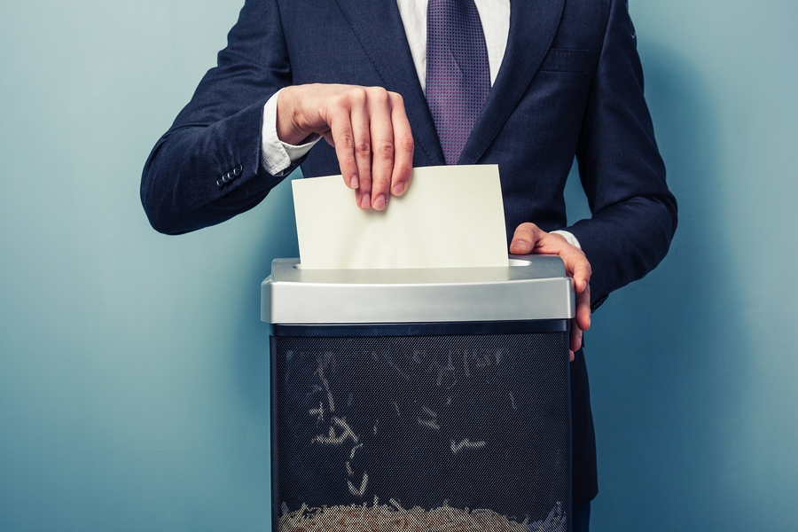 Seven Benefits of an Electronic Document Management System